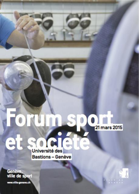 Elite Swiss Coach, Forum Sport et Société