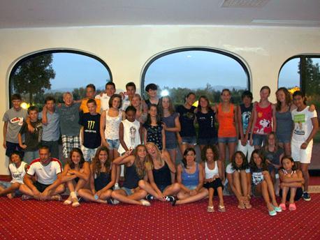 Elite et Junior du Lugano-Nuoto