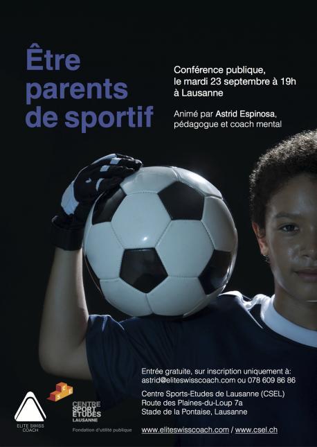 Parents de sportif, Elite Swiss Coach