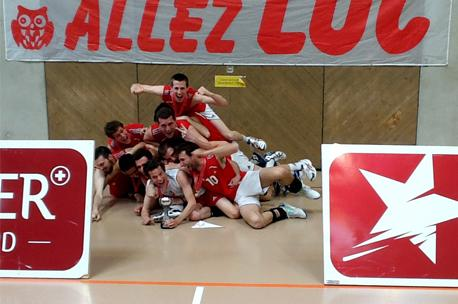 Lausanne Université-Club de volleyball (LNB)